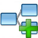 Branch Add Icon 128x128
