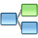 Branch Element Icon 128x128
