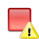 Breakpoint Warning Icon 128x128