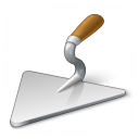 Brick Trowel Icon 128x128