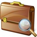 Briefcase 2 View Icon 128x128