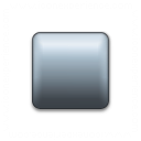Bullet Square Grey Icon 128x128