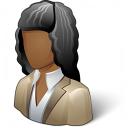 Businesswoman 2 Icon 128x128