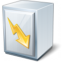 Cabinet Flash Icon 128x128