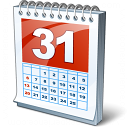Calendar 31 Icon 128x128