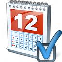 Calendar Preferences Icon 128x128