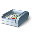 Card Terminal Icon 128x128