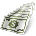 Cash Flow Icon 128x128