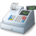 Cash Register Icon 128x128