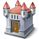 Castle Icon 128x128