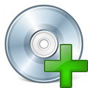 Cd Add Icon 128x128