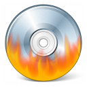 Cd Burn Icon 128x128
