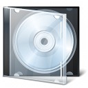 Cd Case Icon 128x128