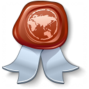 Certificate Icon 128x128