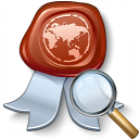 Certificate View Icon 128x128