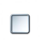 Checkbox Unchecked Icon 128x128