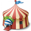 Circus Icon 128x128