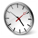 Clock 2 Icon 128x128