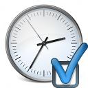 Clock Preferences Icon 128x128