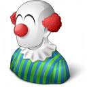 Clown Icon 128x128