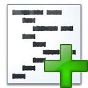 Code Add Icon 128x128