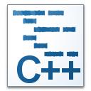 Code Cplusplus Icon 128x128