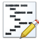 Code Edit Icon 128x128