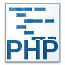 Code Php Icon 128x128
