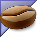 Coffee Bean Enterprise Icon 128x128
