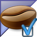 Coffee Bean Enterprise Preferences Icon 128x128