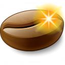 Coffee Bean New Icon 128x128