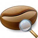 Coffee Bean View Icon 128x128