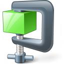 Compress Green Icon 128x128