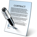 Contract Icon 128x128