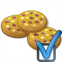 Cookies Preferences Icon 128x128