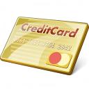 Credit Card Icon 128x128