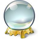 Crystal Ball Icon 128x128