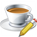 Cup Edit Icon 128x128
