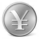 Currency Yen Icon 128x128