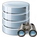 Data Find Icon 128x128