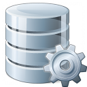 Data Gear Icon 128x128