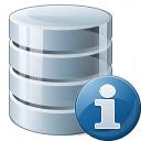 Data Information Icon 128x128