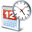 Date Time Icon 128x128