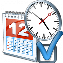 Date Time Preferences Icon 128x128
