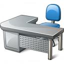 Desk Icon 128x128