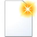 Document Plain New Icon 128x128