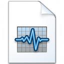 Document Pulse Icon 128x128