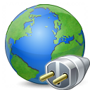 Earth Connection Icon 128x128