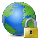 Earth Lock Icon 128x128