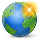 Earth New Icon 128x128